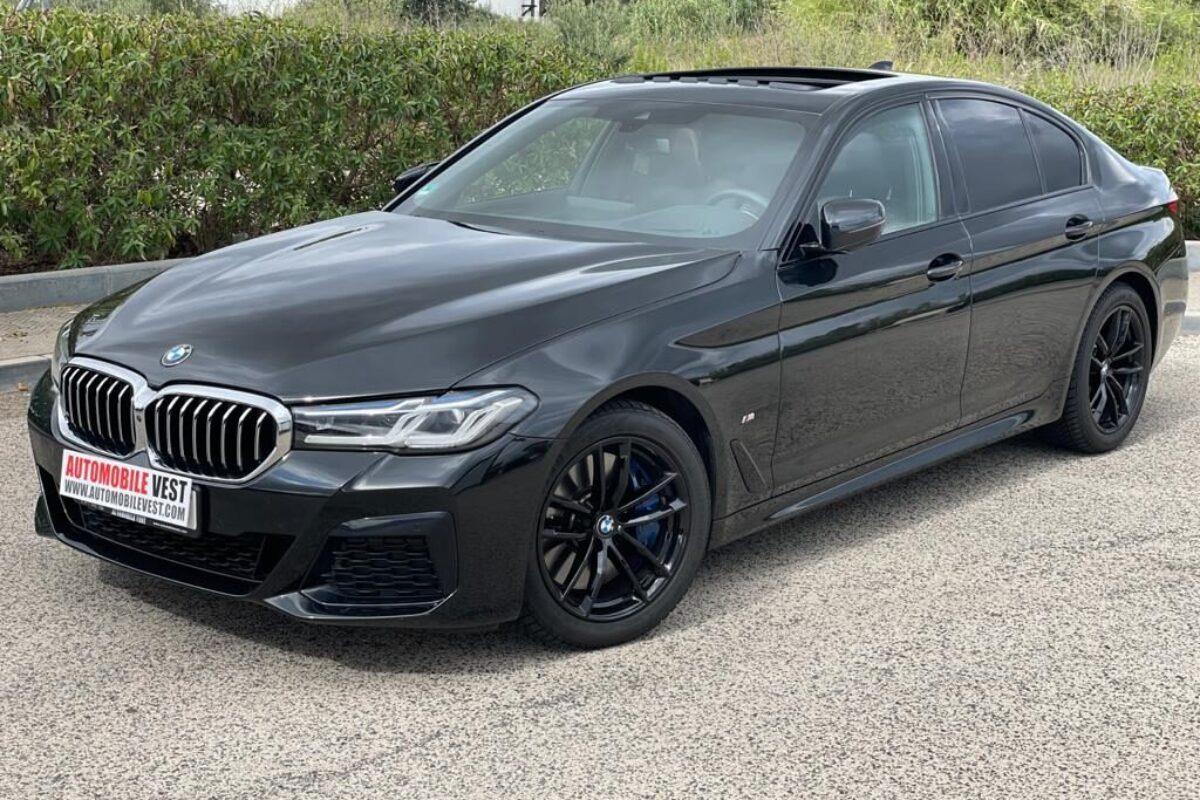 4 BMW 530D HIBRIDO
